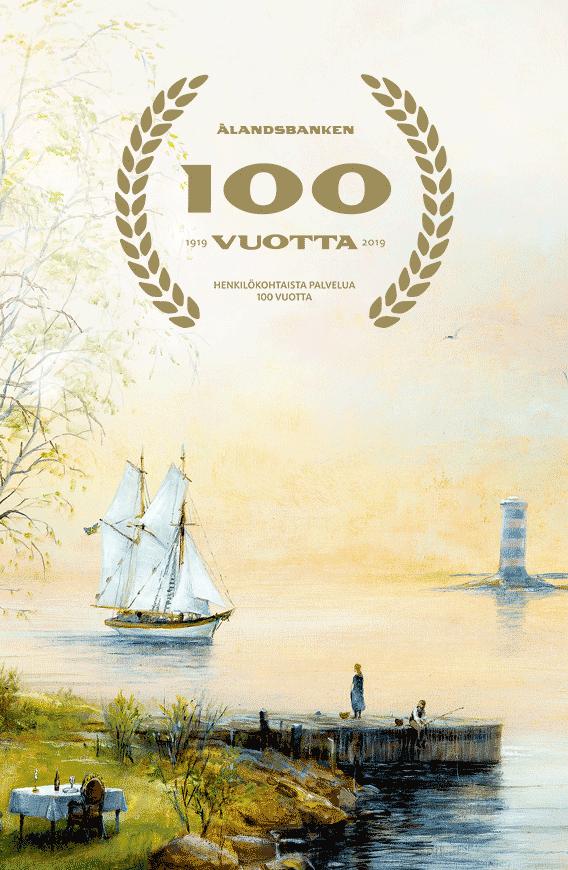 Ålandsbanken - Ålandsbanken 100 vuotta