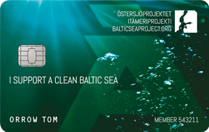 Ålandsbanken - Aab Ostersjokortet