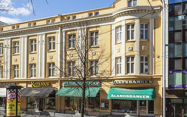 Ålandsbanken Tampere   Ålandsbanken