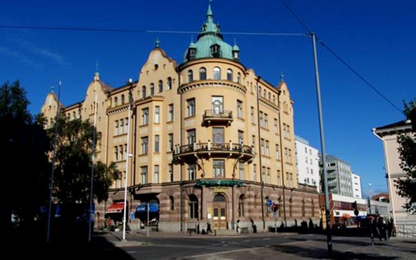 Ålandsbanken Vaasa   Ålandsbanken