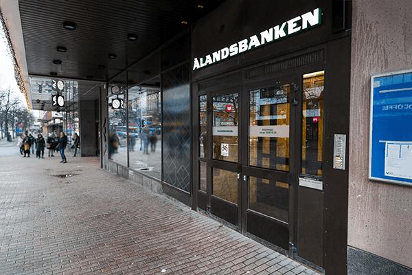 Ålandsbanken Tampere